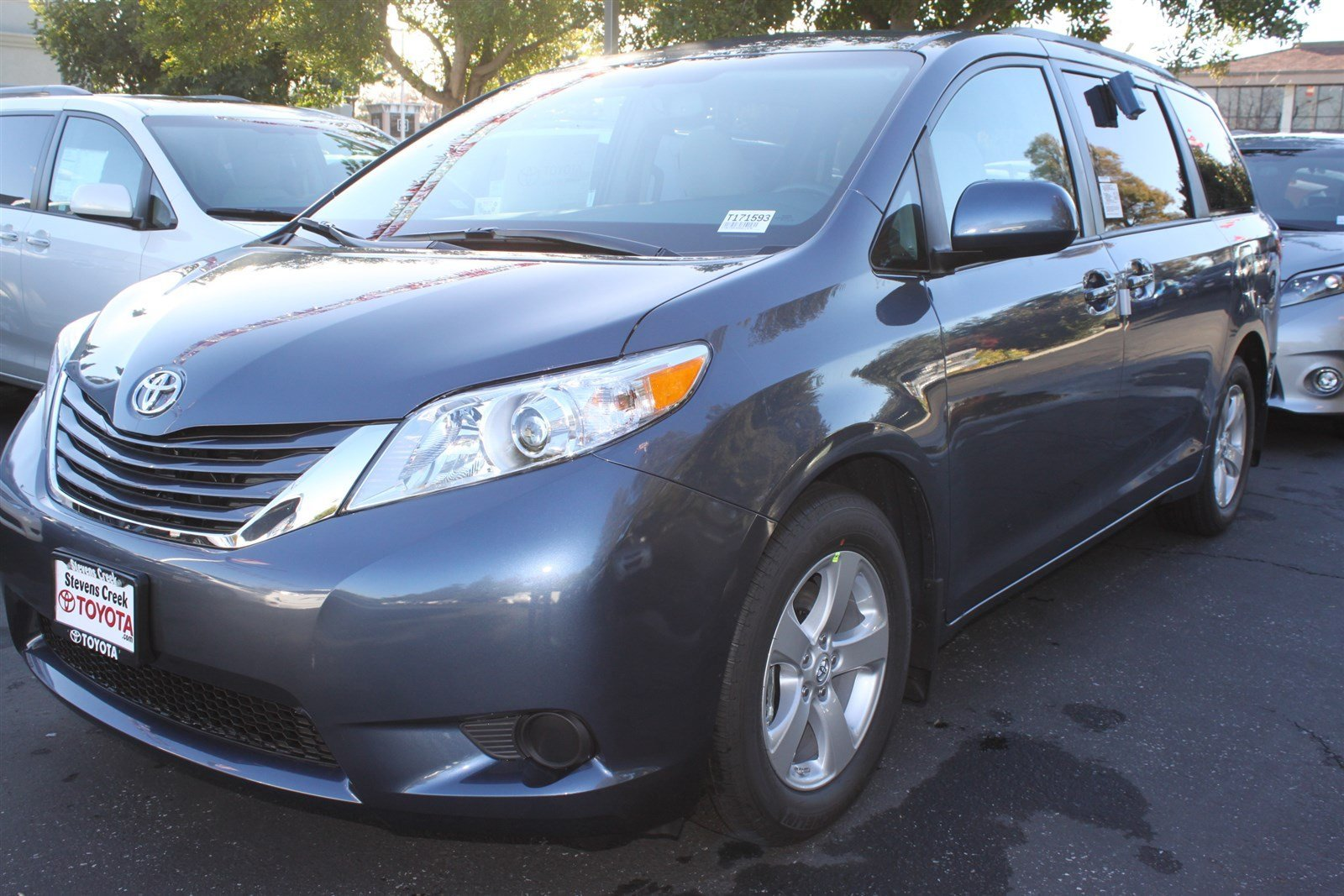 Stevens Creek Mini >> New 2017 Toyota Sienna LE Mini-van, Passenger in San Jose #T171593 | Stevens Creek Toyota