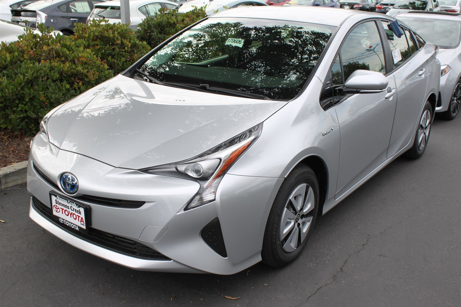 new 2017 toyota prius two eco hatchback in san jose c170606 stevens creek toyota. Black Bedroom Furniture Sets. Home Design Ideas